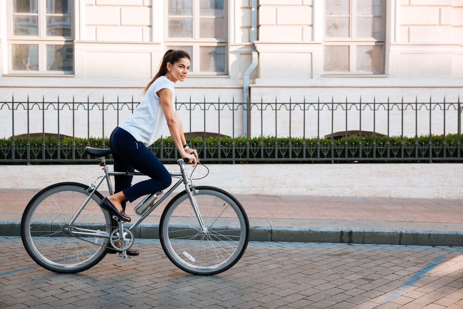 Jak schudnąć na rowerze? | Rowerowe Porady
